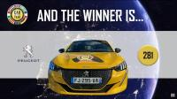 """Cover for Peugeot 208 wins 2020 Geneva Motor Show """"Car Of The Year"""""""