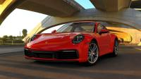 Cover for 2020 World Performance Car nominees are all Porsches