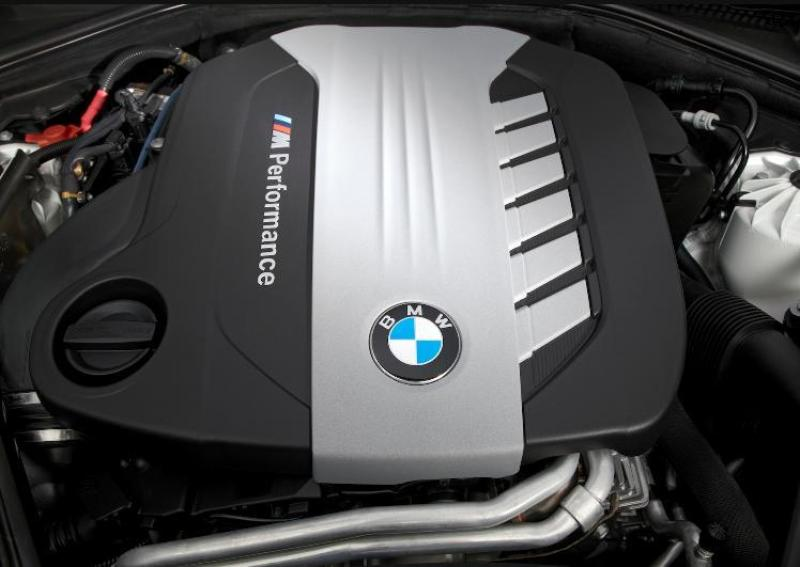 Cover for 385 horse BMW lifts Diesel to new heights
