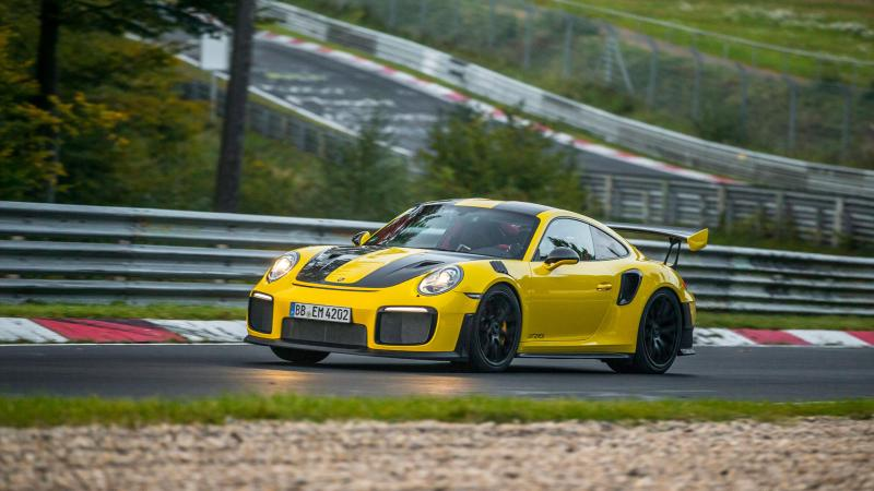"""Cover for 6:47 - Porsche 911 GT2 RS is the new """"King of the Ring"""""""