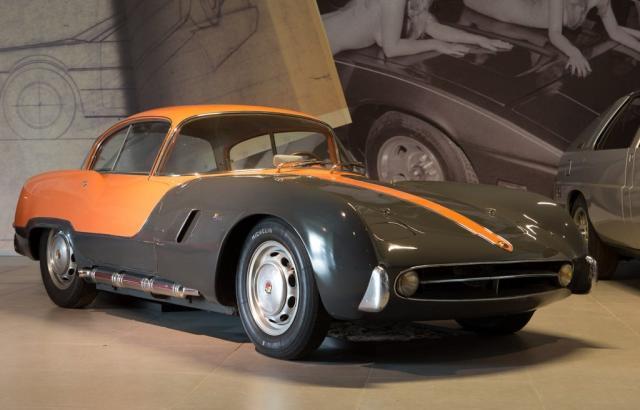 Image of Abarth 209A Boano Coupe
