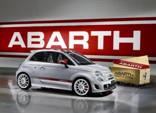 Image of Abarth 500 EsseEsse