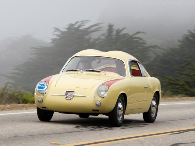 Image of Abarth 750 GT Zagato
