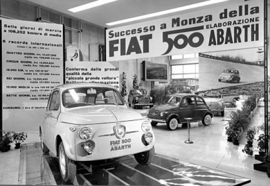 Image of Abarth 850 TC Berlina
