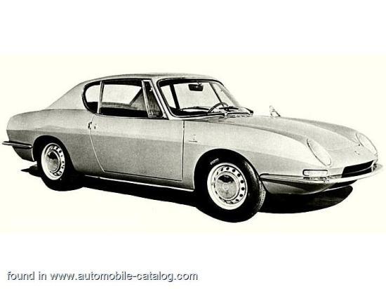 Image of Abarth OTR 1000 Coupe Bertone