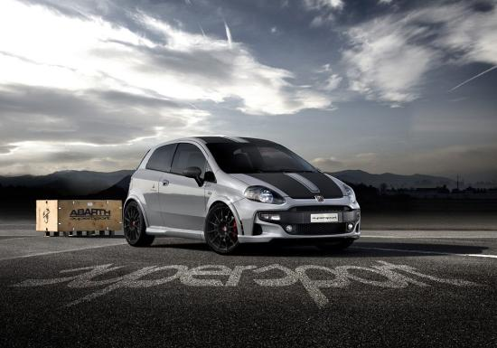 Image of Abarth Punto SuperSport