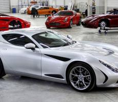Picture of AC 378 GT Zagato