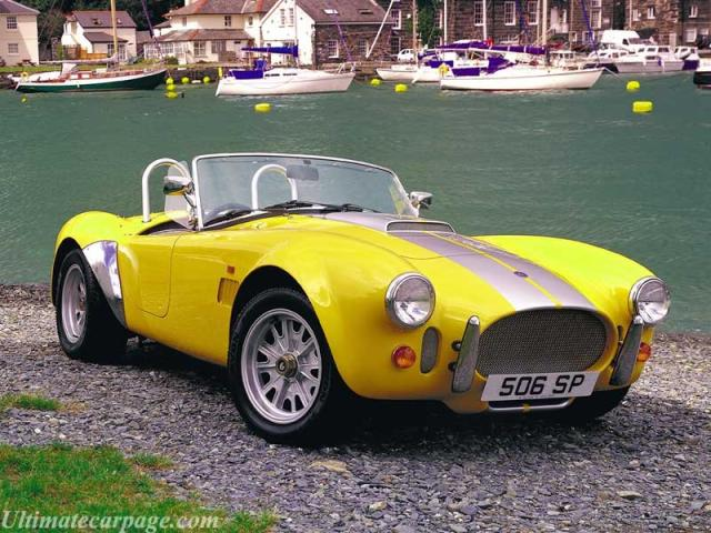 Image of AC Cobra 302 CRS