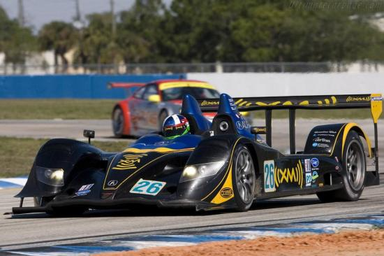Image of Acura ARX-01a