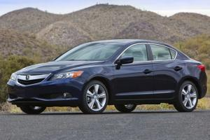 Picture of Acura ILX Tech