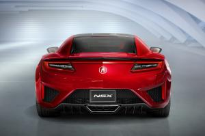 Photo of Honda NSX Mk II