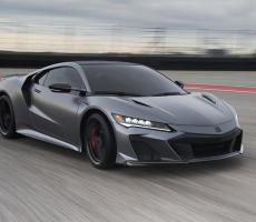 Picture of Acura NSX Type S