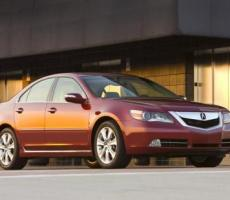Picture of Acura RL
