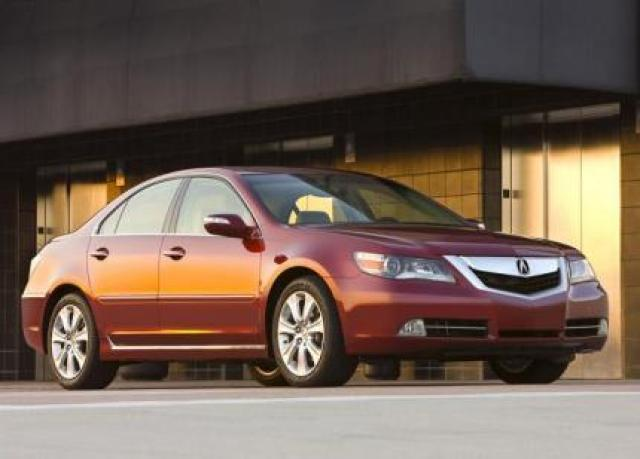 Image of Acura RL