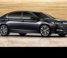 Picture of Acura RLX