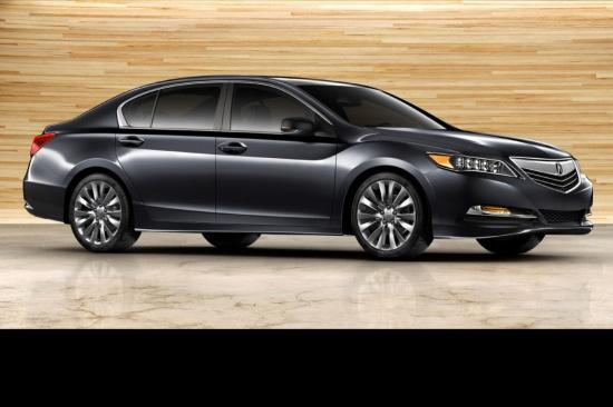 Image of Acura RLX