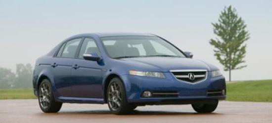 Image of Acura TL Type S