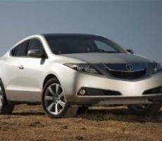 Picture of Acura ZDX