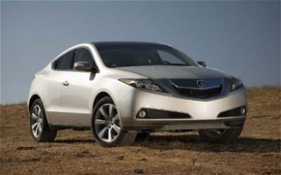 Image of Acura ZDX