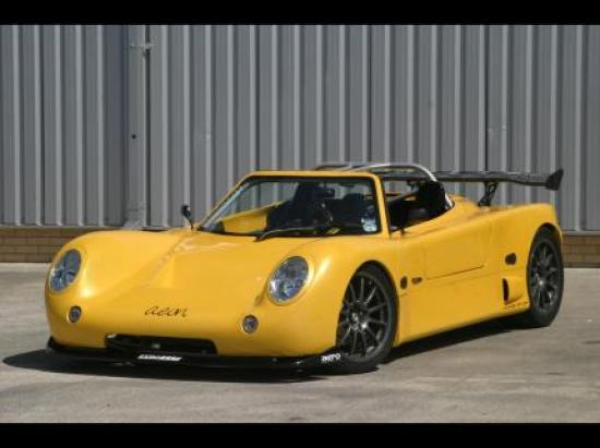 Image of Aeon GT3 Spyder