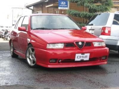 Image of Alfa Romeo 155 Q4