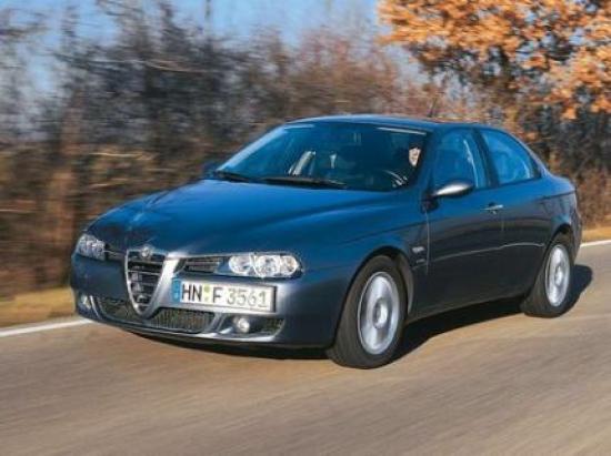 Image of Alfa Romeo 156 2.4 JTD
