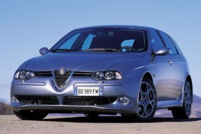 Image of Alfa Romeo 156 GTA Sportwagon