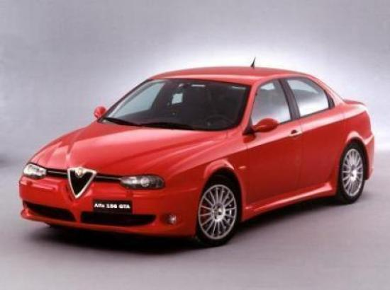 Image of Alfa Romeo 156 GTA