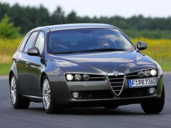 Image of Alfa Romeo 159 Sportwagon 1.9 JTDm