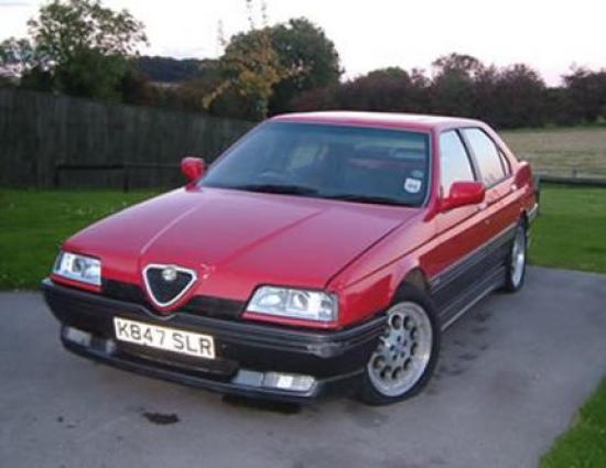 Image of Alfa Romeo 164 Q4 3.0 V6 24v