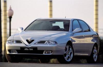 Image of Alfa Romeo 166 3.0 V6
