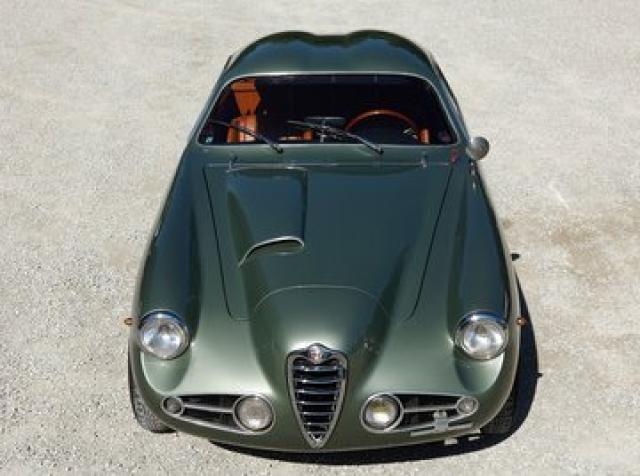 Image of Alfa Romeo 1900 SS Zagato Coupe