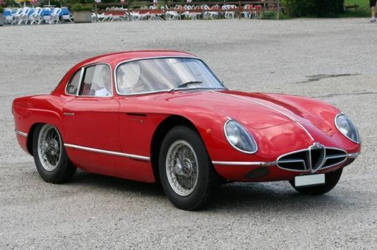 Image of Alfa Romeo 2000 Sportiva Coupe