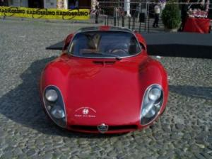 Photo of Alfa Romeo 33 Stradale