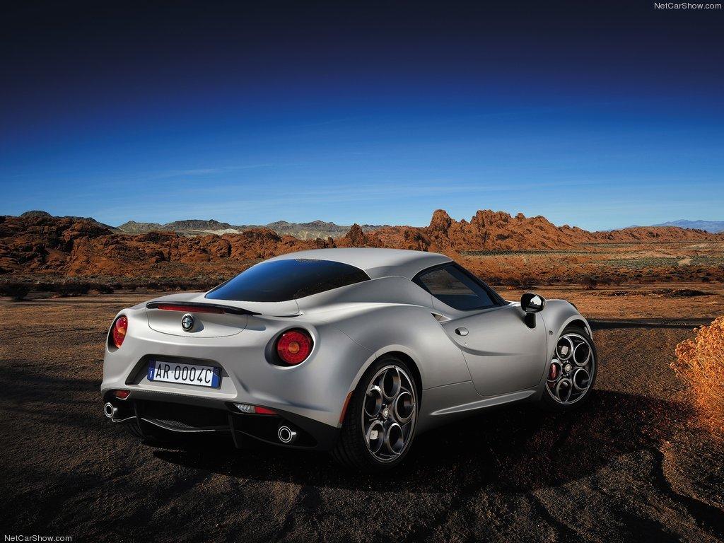 Alfa Romeo 4c 0 60 >> Alfa Romeo 4c Laptimes Specs Performance Data