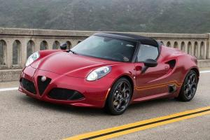 Picture of Alfa Romeo 4C Spyder