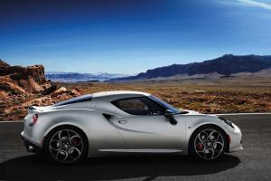 Picture of Alfa Romeo 4C