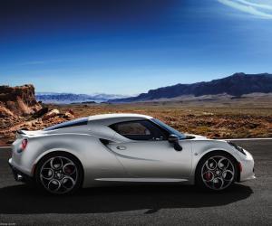 Picture of Alfa Romeo 4C