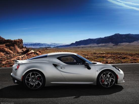 Image of Alfa Romeo 4C