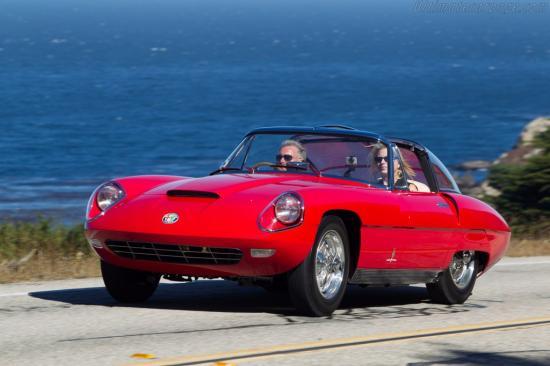 Image of Alfa Romeo 6C 3000 CM Pininfarina Superflow IV