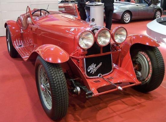 Image of Alfa Romeo 8C 2300