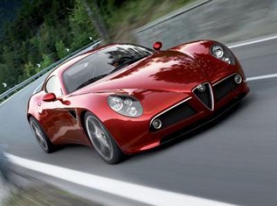 Image of Alfa Romeo 8C Competizione