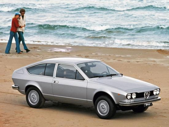 Image of Alfa Romeo Alfetta GT