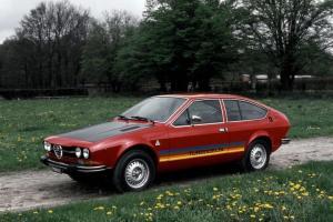 Picture of Alfa Romeo Alfetta GTV Turbodelta