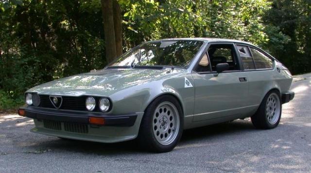 Image of Alfa Romeo Alfetta GTV6