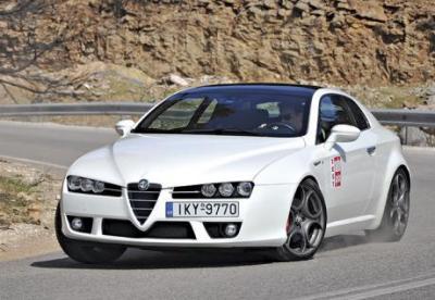 Image of Alfa Romeo Brera 1.8 TBi