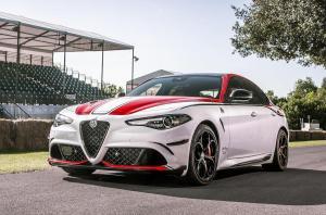 Photo of Alfa Romeo Giulia QV Racing Edition