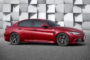 Picture of Alfa Romeo Giulia QV
