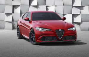 Photo of Alfa Romeo Giulia QV