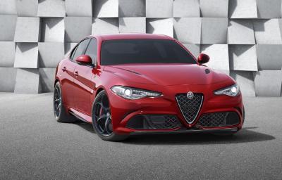 Image of Alfa Romeo Giulia QV